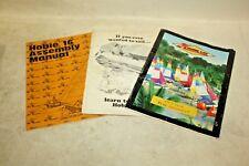 Hobie Cat 16 Assembly Manuals & 1997 Catalog