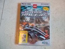 Lego Drome Racers + Creator Knight´s Kingdom  - PC 2 Spiele mit Lego Figuren