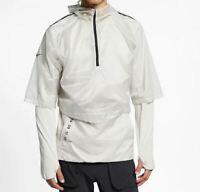 Nike Tech Pack  2in1 Gr. M Laufoberteil Longsleeve wasserabweisend AR1712 072
