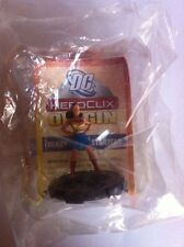 HeroClix ORIGIN #211 WONDER WOMAN  LE UNIQUE  RARA DC GOLD RING