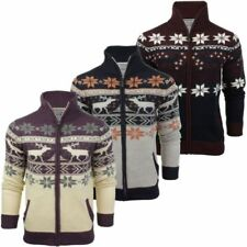 Soul Star Medium Knit Acrylic Jumpers & Cardigans for Men
