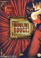 D.V.D.../...COLLECTOR.../..MOULIN ROUGE.../...NICOLE KIDMAN........EWAN McGREGOR