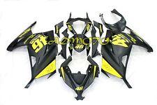 Fairings Kit Bodywork For Kawasaki Ninja 300 EX300A 2013 2014 2015 2016 Yellow