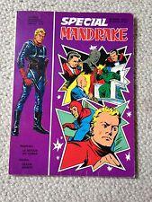 spécial MANDRAKE 95 (1971) Flash Gordon édition des remparts TBE