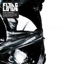 FLYING LOTUS Los Angeles CD NEW WARP CD 165 P electronic hip hop instrumental