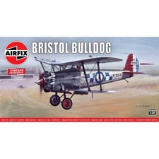 Airfix A01055v Bristol Bulldog 1 72 Scale Model Kit