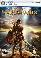 NEW SEALED Rise of the Argonauts PC Video Game jason fighting Windows XP/Vista