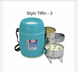 Stylo Hot indian tiffin box 3 Carries
