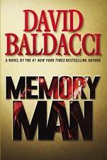Amos Decker Ser.: Memory Man by David Baldacci (2015, Hardcover)