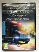 American Truck Simulator: California Windows (PC DVD)