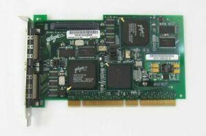 QLA10162 QLogic Dual Channel PCI VHSCI Ultra3 SCSI Host Bus Adapter
