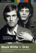 Black White + Gray: A Portrait of Sam Wagstaff and Robe (2010, REGION 1 DVD New)