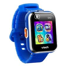 VTech Kidizoom Smartwatch DX2 Child Kid Safe Smart Watch w/ 2 Cameras (Blue)