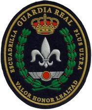PARCHE GUARDIA REAL ESCUADRILLA PLUS ULTRA SQUADRON SPAIN EB00575