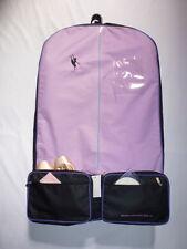 AMD Dance Designs Purple Costume /Garment Bag