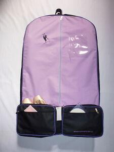 AMDance Designs Purple Garment Bag