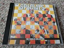 "SPECIALS ""THE SINGLES COLLECTION"" USA CD PROMO CD"