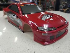 Team Magic Nissan Silvia S15 1/10 On Road Drift Car Body Shell 195mm OZRC