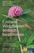 Essbare Wildpflanzen einfach bestimmen von Steffen Guido Fleischhauer (2016, Taschenbuch)