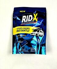 Rid-x Holding Tanks Biodegradable Deodorizer Pods Lasts 10 Days