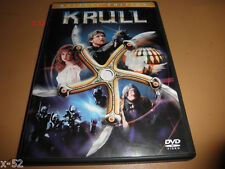 KRULL dvd LIAM NEESON lysette anthony FRANCESCA ANNIS classic 80's sf movie