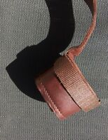 Basson Fagott leather seat strap with boot cup handmade 🎼🎼