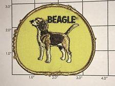 Beagle Patch - Dog - vintage