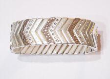 Premier Designs Jewelry Zigzag Bracelet in Silver RV$41