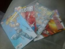 X-force: shatterstar complete signed rob liefeld comic book lot xmen set cable