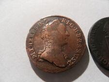 A 1763S and an 1816B Austrian Ein Kreutzer!