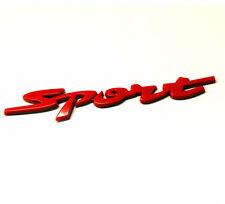 Suzuki sport badge emblème autocollant swift sz SZ3 SZ4 grand SX4 arrière coffre mt 24
