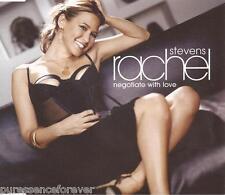 RACHEL STEVENS - Negotiate With Love (UK 2 Tk CD Single Pt 1)