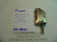 PIONEER ASK-O45-0 TOGGLE SWITCH SA-8100 TONE DEFEAT HIGH FILTER KNOB SWITCH