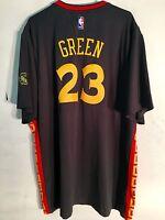 Adidas Swingman 2015-16 NBA Jersey Golden State Warriors D Green Grey sz 3X