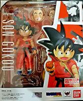 Kid Son Gokou (Goku Bambino) Dragon Ball - Bandai SH Figuarts 11cm - Nuova