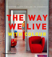 The Way We Live with Colour-ExLibrary