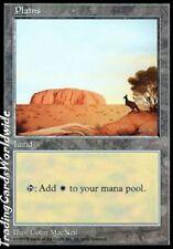 Plains Version 2 // NM // APAC Lands // engl. // Magic the Gathering