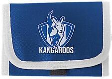 AFL North Melbourne Kangaroos Logo Wallet