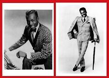 "WILSON PICKETT - R&B star - Set of 2 New Photo Postcards - ""The Wicked Pickett"""