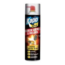 INSECTICIDE GUEPES FRELONS SPECIAL NID LONGUE PORTEE