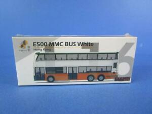 TINY L16 E500 MMC BUS WHITE HONG KONG, 1/110, MIB!