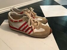 Vintage Pair Pro Wings Red White Shoes Sneakers size 9 womens