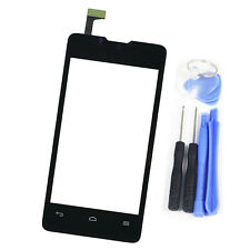 Top Panel Replacement Digitizer Touch Screen Glass For Huawei Ascend Y300 Black