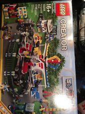 LEGO Fairground Mixer 10244 Creator Expert New Factory Sealed Authentic Wear Box