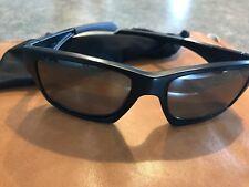Oakley Jupiter Sunglasses Polorized Black Iridium