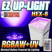 EZ Up-Light Hex-6 by Adkins Professional Lighting - Control by Smart Phone App,