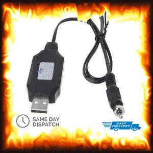 RC USB Glow Plug Starter Clip igniter Charger Nitro Engine Start Cars Plane Heli