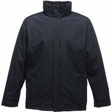 Regatta Men's Squad Waterproof Hooded Full Zip Walking Jacket - Navy *NEW*