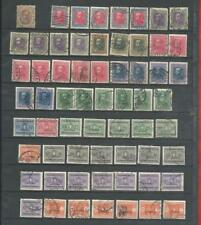 Eritrea Colonia 1931,1934 Postage Due Used Lot Part sets.