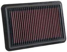 KN AIR FILTER (33-5050) REPLACEMENT HIGH FLOW FILTRATION